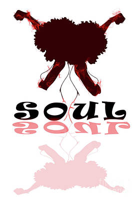 All You Need Is Love - Revolutionary Youth- SOUL by Javon Dixon