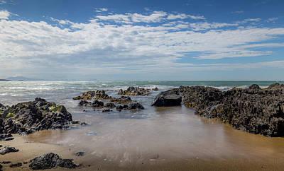 Photograph - Rhosneigr Beach by Georgia Fowler