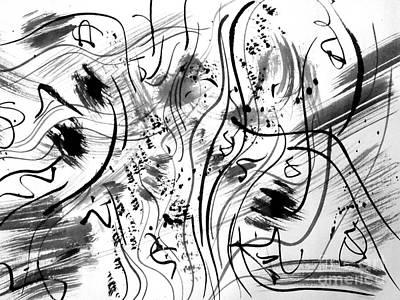 Painting - Rhythms by Nancy Kane Chapman
