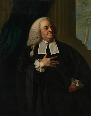 Painting - Richard Dana by John Singleton Copley