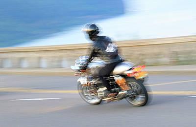 Photograph - Ride by Steve McKinzie