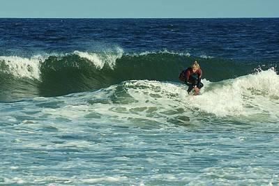 Photograph - Riding Easy - Jersey Shore by Angie Tirado