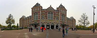 Photograph - Rijks Museum. Amsterdam by Jouko Lehto