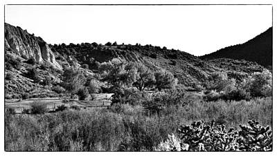 Photograph - Rio Grande River Valley by David Patterson