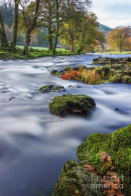 Photograph - River Llugwy by Ian Mitchell