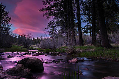 Photograph - River Of Dreams by Duncan Selby