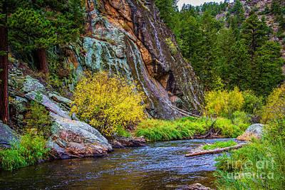 River Of No Return Art Print by Jon Burch Photography