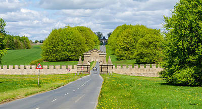 Photograph - Road To Burghley House by Shanna Hyatt