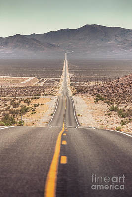Photograph - Road To Nowhere by JR Photography