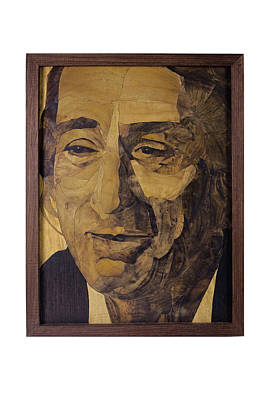 Robert De Niro Mixed Media - Robert De Niro by Kyamil Ragimov