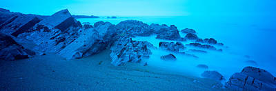 Central Coast Photograph - Rock Formations On The Coast, Central by Panoramic Images