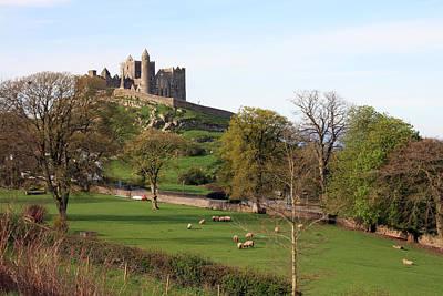 Irish Castle Photograph - Rock Of Cashel by John Quinn
