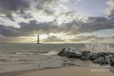 Photograph - Rocking The Atlantic by Dale Powell