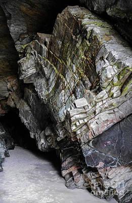 Photograph - Rocks Of Maghera Beach Ireland #19 by Lexa Harpell