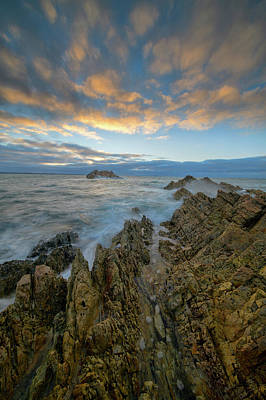 Photograph - Rocky Cape by Christian Heeb