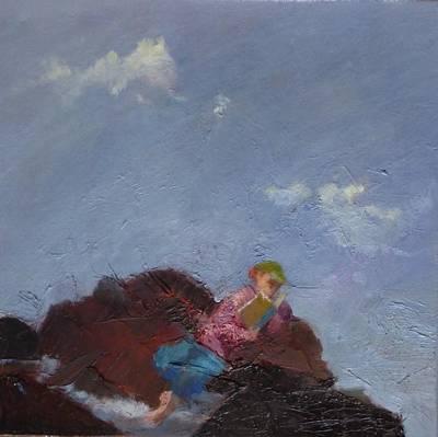 Painting - Rocky Landscape II by Irena Jablonski