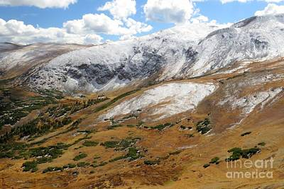 Photograph - Rocky Mountain High by Frank Townsley