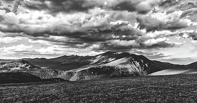 Photograph - Rocky Mountain National Park by Loc