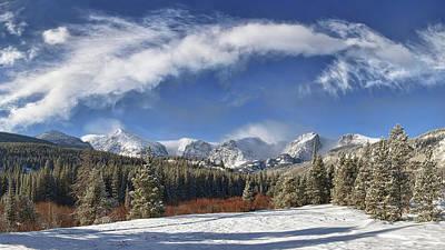 Rocky Mountain Park Art Print