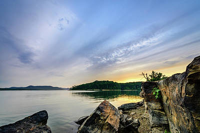 Photograph - Rocky Shores by Michael Scott