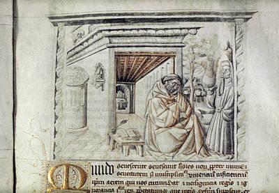Photograph - Roger Bacon (1214?-1294) by Granger