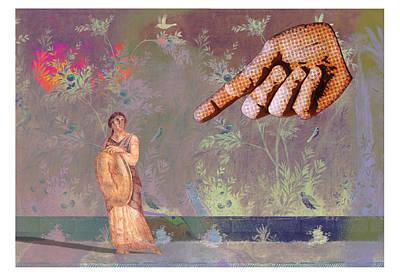 Roman Holiday Vii Art Print