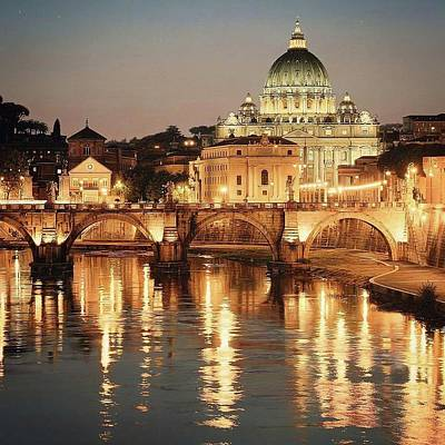 Photograph - Rome by Lori Strock