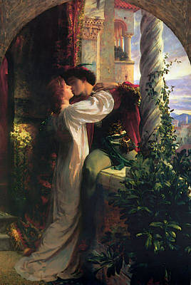Romeo And Juliet Digital Art - Romeo And Juliet by Frank Dicksee