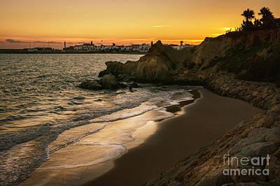 Photograph - Rompidillo Beach Rota Spain by Pablo Avanzini