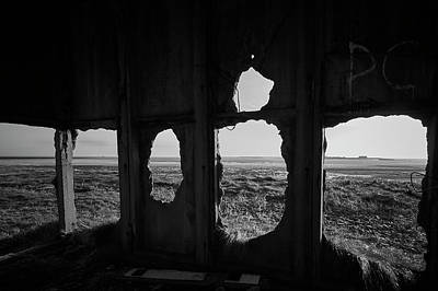 Barrow In Furness Wall Art - Photograph - Room With A View by Keith Elliott