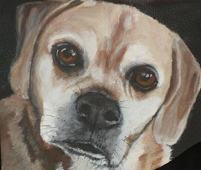 Painting - Rosie by Carol Russell