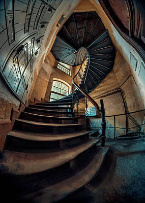Photograph - Round And Around by Jaroslaw Blaminsky