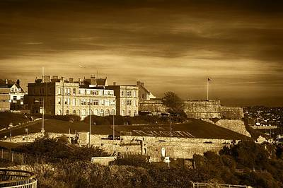 Photograph - Royal Citadel Plymouth by Chris Day