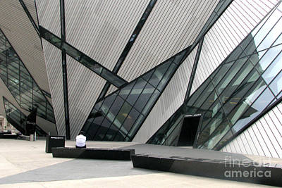 Photograph - Royal Ontario Museum by Frank Townsley