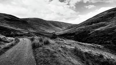 Photograph - Ruggend Glen Roy Landscape by Pixabay