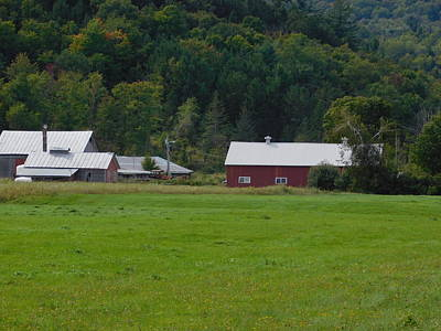 Photograph - Rural Vermont by Catherine Gagne
