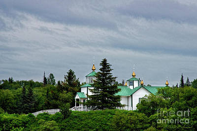 Photograph - Russian Orthodox Church Ninilchick by David Arment