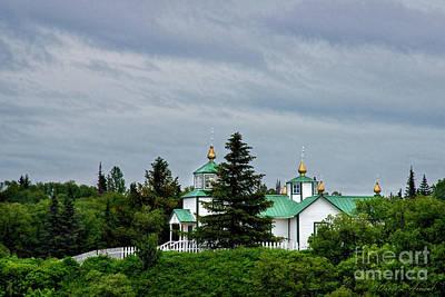 Photograph - Russian Orthodox Church Ninilchick by David Arment