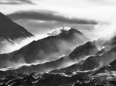 Photograph - Russian Volcano And Mountains by Pixabay