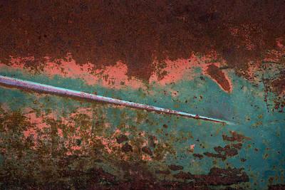 Rust Art Print by Christian Heeb