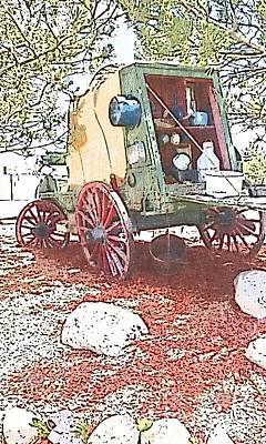 Whimsical Flowers Royalty Free Images - RVing in Nevada Royalty-Free Image by Edward Peck