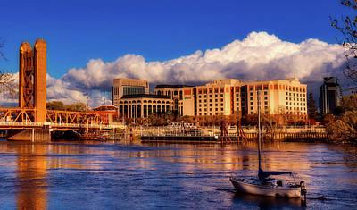 Photograph - Sacramento California by L O C