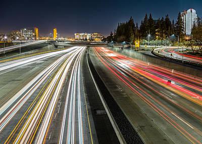Sacramento Photograph - Sacramento California by Lee Harland