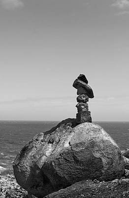 Photograph - Sacred Spirit Stones by John Orsbun