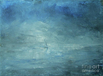 Painting - Sail Away by Jane See