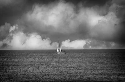 Photograph - Sail Away by Judy Hall-Folde