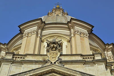 Saint Agnes Dome Art Print by JAMART Photography