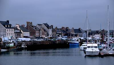 Photograph - Saint Vaast La Hougue by Eric Tressler