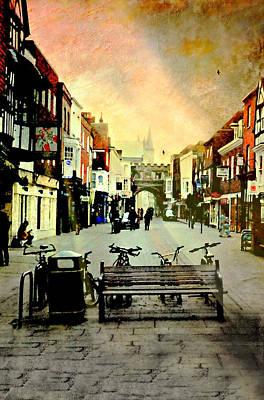 Photograph - Salisbury England by Diana Angstadt