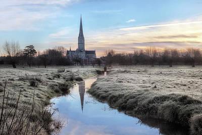 Salisbury Photograph - Salisbury - England by Joana Kruse